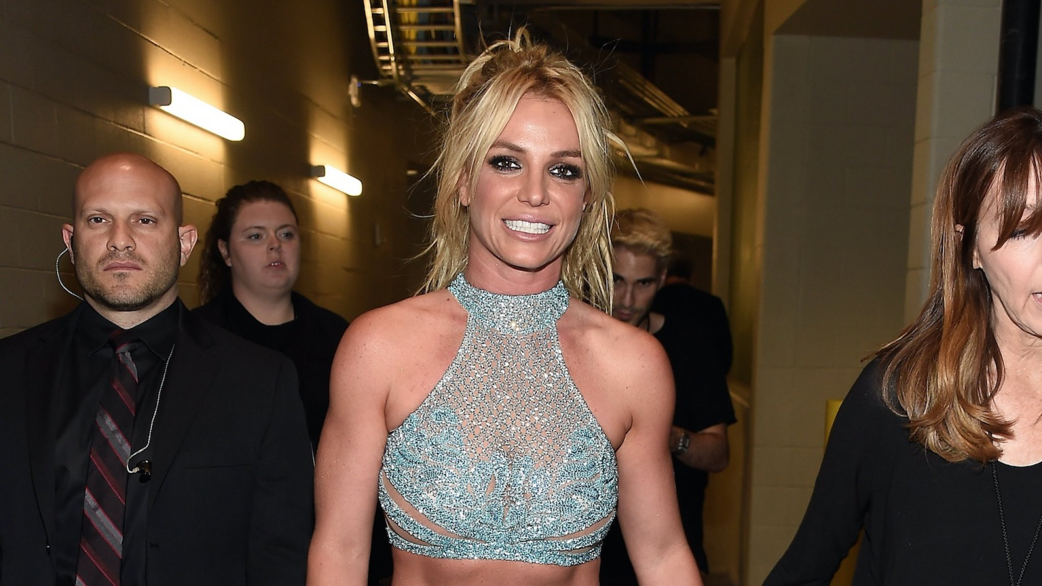 Britney Spears Explains Why She's Going Topless on Instagram