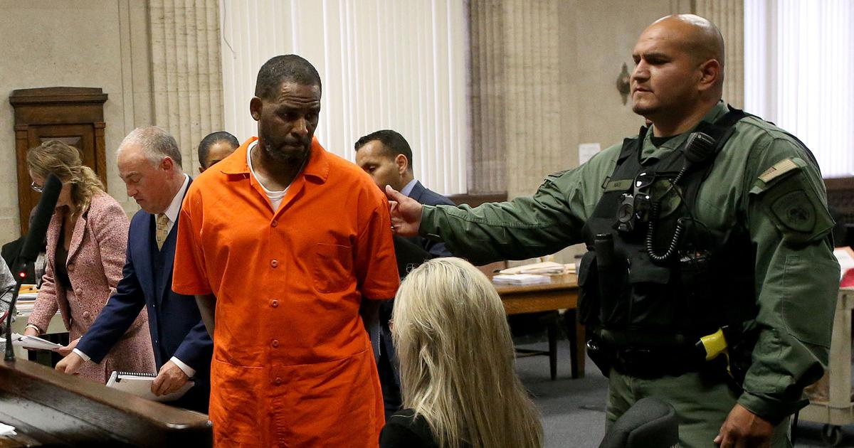 R. Kelly convicted of sex trafficking